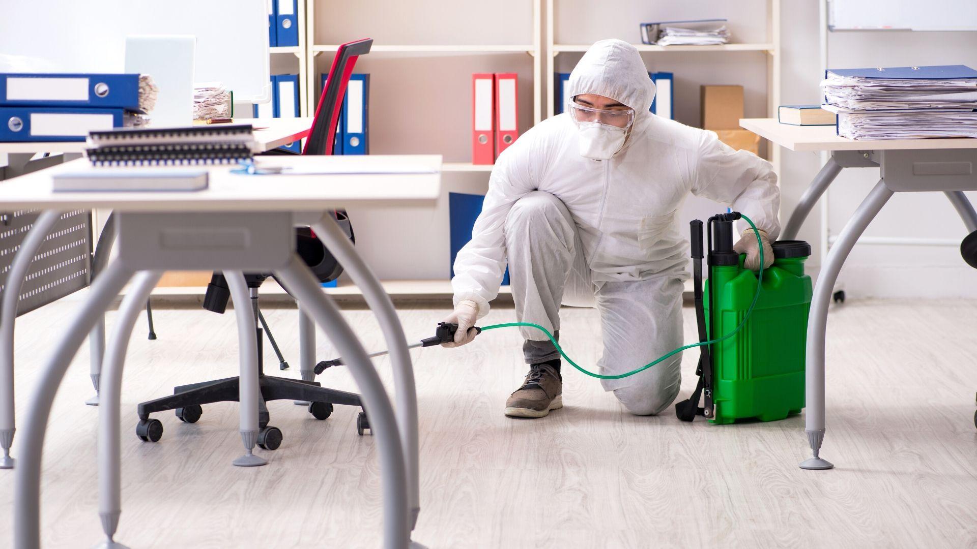 desinfecciones contra virus Zaragoza