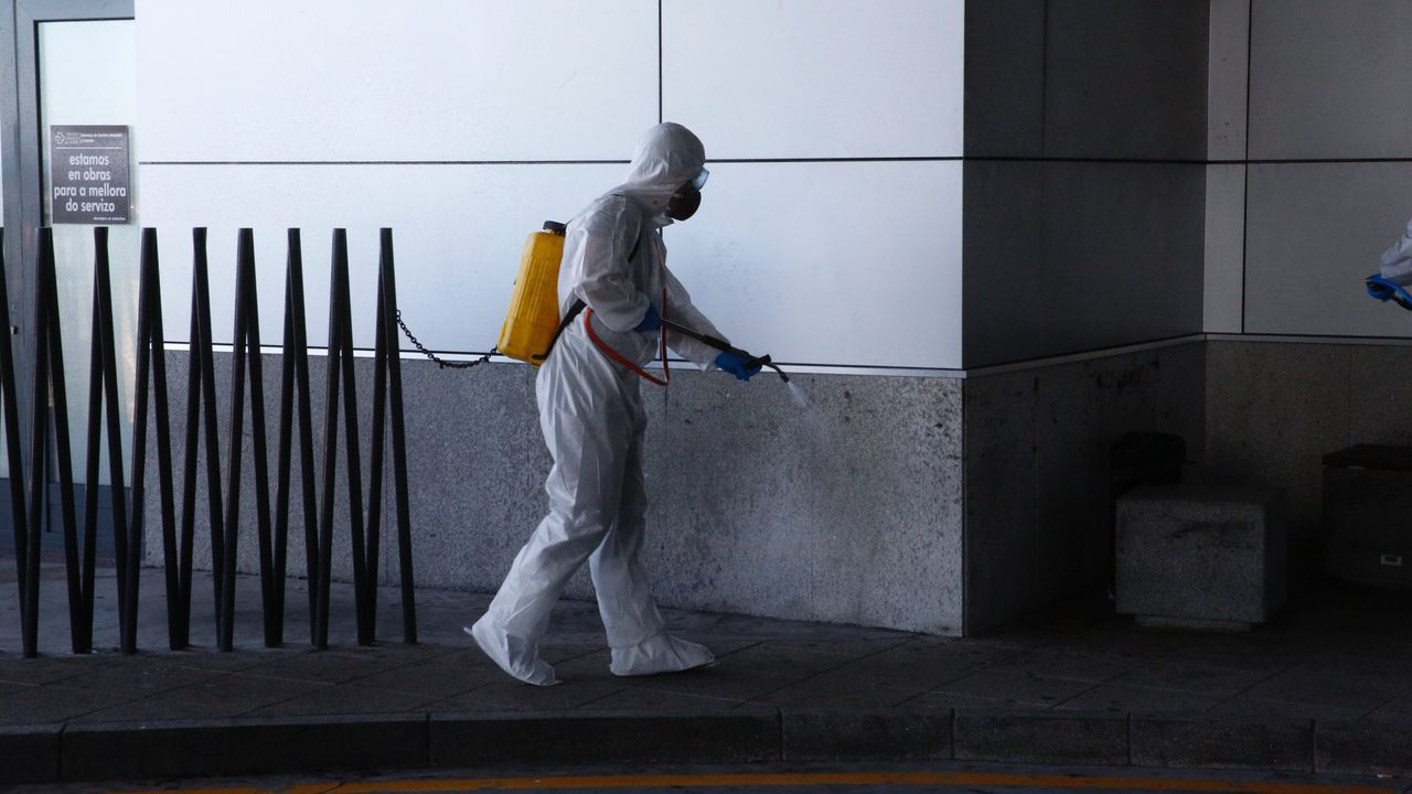 fumigación contra virus Zaragoza