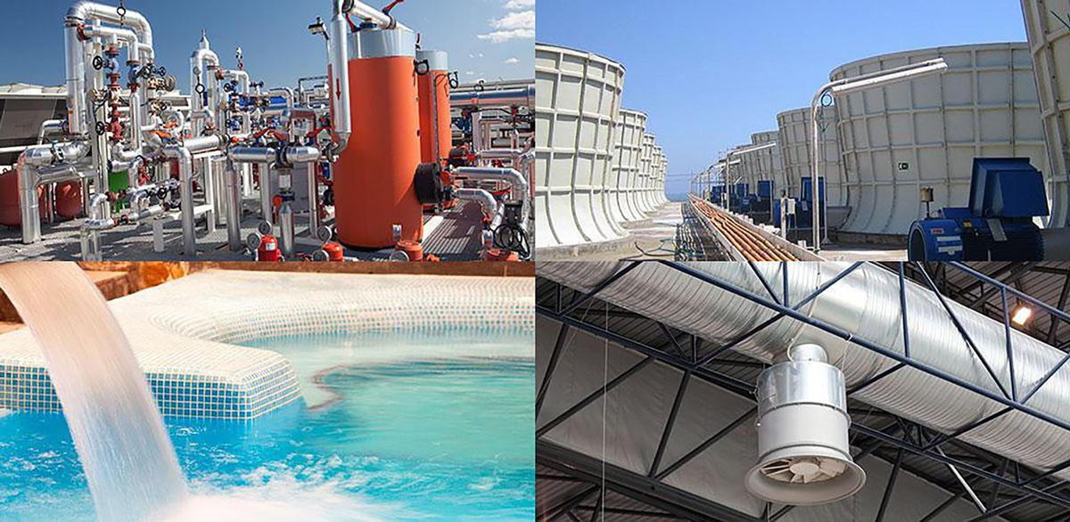 prevención de legionelosis en instalaciones industriales en Zaragoza